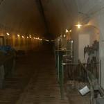 Widok tunelu