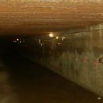 wewnątrz tunelu