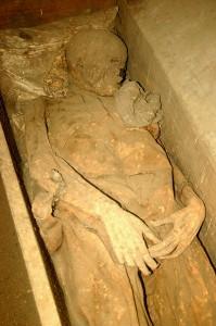 Mumia kobiety