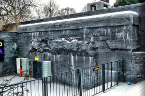 "bunkry z czasów ""Festung Breslau"""