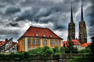 Katedra i pałac biskupa