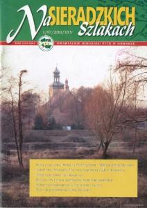 NA SIERADZKICH SZLAKACH 1/97/2010/XXV Kwartalnik oddziału PTTK w Sieradzu