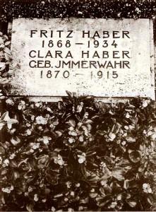 Grób Haberów w Bazylei