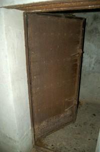 drzwi gazowoszczelne