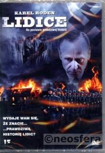 dvd - WIEŚ LIDICE