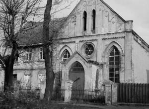 Kościół w 2008 roku