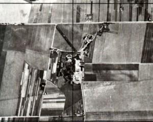 Pałac w Chodybkach w 1941 roku