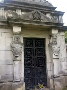 Mauzoleum rodziny Schlösserów.