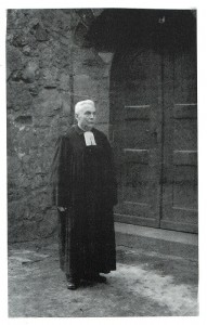Pastor Johann Gustaw Friedenberg