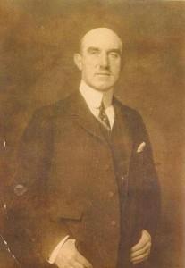 Gustaw Biron von Curland.