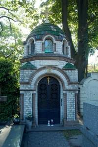 Grobowiec Gożejewskich.