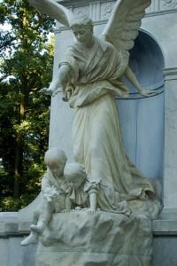 Grobowiec Sophie Biedermann.