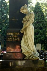 Grobowiec Elizabeth Triebe.