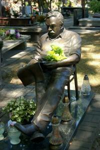 Grobowiec Piotra Różyckiego.