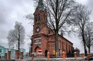 Kościół pod wezwaniem Wszystkich Świętych