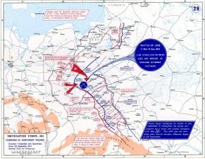 Front wschodni 1914 rok