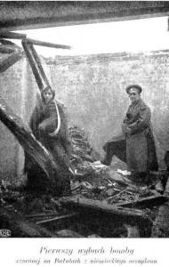 pierwszy wybuch bomby
