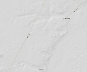 długość południowej linii
