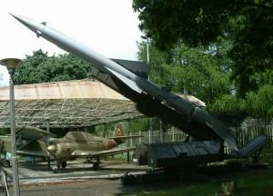 rakieta ziemia-powietrze S-75