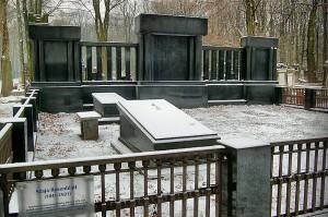 Grobowiec rodzinny Rosenblattów.