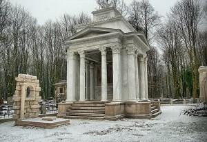 Mauzoleum Silbersteinów.