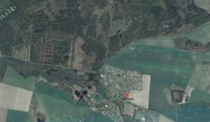 Zdjęcie satelitarne okolic Dobrowa