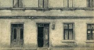 Dom, w którym mieszka Frymeta