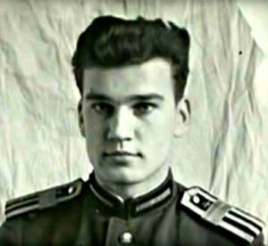 Stanisław Pietrow na studiach