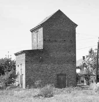 Poniemiecka rozdzielnia prądu przy ul S. Graevego