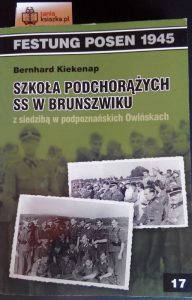 Książka o podchorążych SS