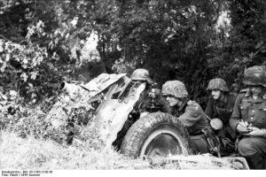 7, 5 cm leichtes Infanteriegeschütz 18