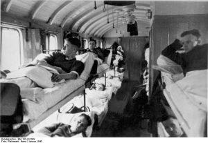 Lazarettzug - Januar 1940