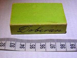 Na tym zdjęciu wdać jaki rozmiar miało pudełko przechowujące skarb